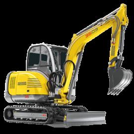 Excavadora Wacker Neuson 3503