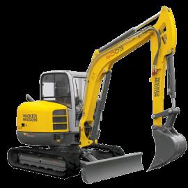 Excavadora Wacker Neuson 6003