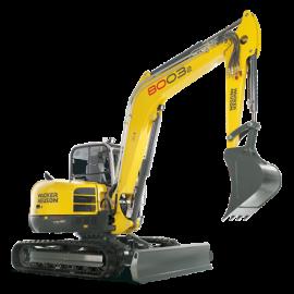 Excavadora Wacker Neuson 8003
