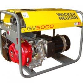 Generador Portatil Wacker Neuson GV 5000